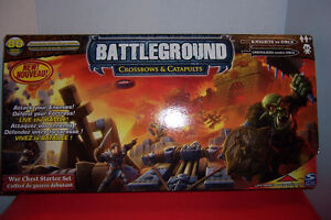 Battlegrounds Crossbows and Catapults and Canons