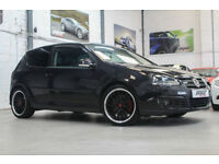 VW Golf 2.0 GT Sport TDI 170BHP, 58 Reg, 74k, Black, Tastefully Modified, Immac.