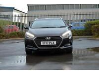 2017 HYUNDAI I40 Hyundai i40 Tourer 1.7 CRDi [115] Blue Drive SE Nav 5dr