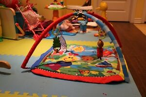 baby einstein Caterpillar & Friends play gym /centre d'activites