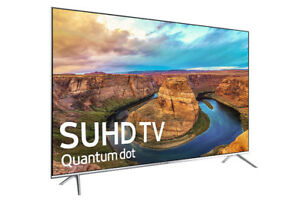 Téléviseur LED UHDTV Samsung  55-Inch 4K Ultra HD Smart LED TV