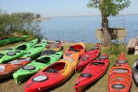 Kayak/ Stand-up Paddleboard Lessons at  Lake Newell July 6