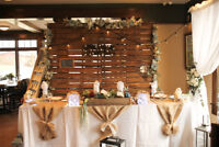 Open House Country Rustic Decor - Every Sat 10-2 for May