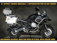 2013 13 BMW R1200GS ADVENTURE 1200CC 0% DEPOSIT FINANCE AVAILABLE