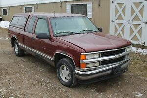 Parting out 88-98 chevy/gmc trucks