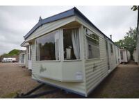 2002 Atlas Everglade 35x10/ 3 beds | Lovely Static Caravan | For Sale UNSITED