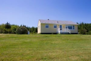 Oceanview Acreage and Home on South Bar Highway 28