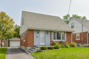 Beautiful 3 Bedroom Home on Belmont Ave for Rent