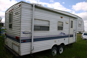 Terry Fifth Wheel 23 ft.