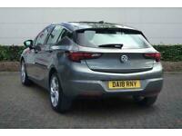 2018 Vauxhall Astra 1.4T 16V 150 SRi 5dr Hatchback Manual Hatchback Petrol Manua