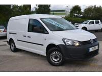 2013 Volkswagen Caddy 1.6 TDI Caddy Maxi BlueMotion Tech 102PS Van 6 door Pan...