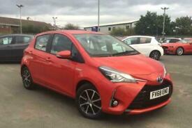 image for 2018 Toyota YARIS HATCHBACK 1.5 Hybrid Icon Tech 5dr CVT Auto Hatchback Petrol/E