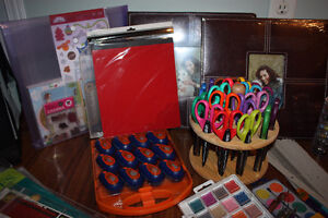 HUGE Collection of Scrapbooking Supplies FOR SALE Kitchener / Waterloo Kitchener Area image 3