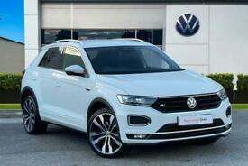 image for 2018 Volkswagen T-Roc 2017 1.5 TSI R-Line 150PS EVO, BEATS SOUND PACK Hatchback