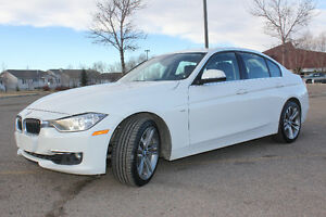 2012 BMW 3-Series Luxury Sedan