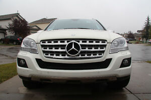 Mercedes M-Class (ML 550) LOWEST KM for its year - PRICE REDUCED