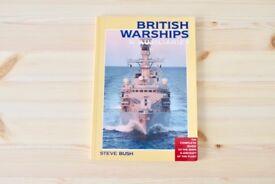 British Warships & Auxiliaries 2015/ 2016 by Steve Bush