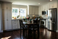 NEW - furnished * North Rustico Now-June . waterfront Home