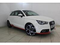 2012 61 AUDI A1 1.6 TDI COMPETITION LINE 3DR 105 BHP DIESEL