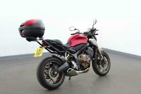 Honda CB650R 650 ABS Naked Petrol Manual
