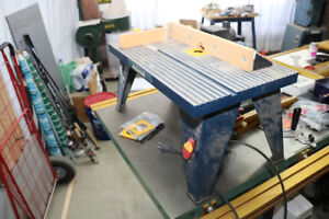 Router and Router Table For Sale