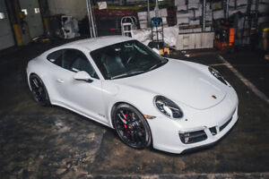 2018 Porsche 911 GTS, Rare 6 speed manual