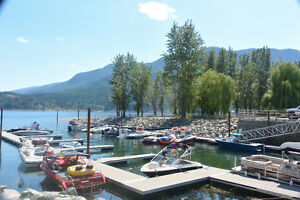 Shuswap RV Lot for Sale at Cottonwood Cove RV Resort
