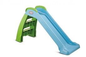 Little Tikes First Slide - blue | 39 x 120 x 77 cm | one month old