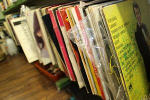 Come and Check Out Our Variety of Vintage Records