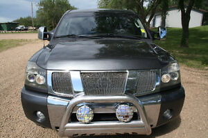 2007 Nissan Titan LE/Leather/Roof $14,398 Edmonton Edmonton Area image 3