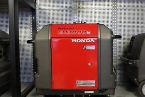 2016 Honda Power EU3000is