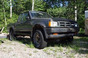 1993 Mazda B-Series Pickups Pickup Truck
