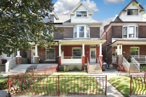 Very Large 3-Bed + Living in Brockton Village - Park & W/D Incl