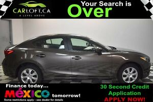 2016 Mazda Mazda3 GX - LOW KMS**PUSH BUTTON START**BLUETOOTH