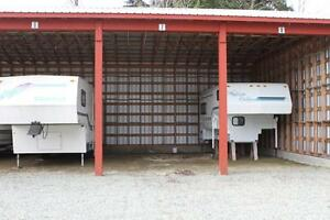 STORAGE COVERED & OPEN RV STORAGE PORT ALBERNI