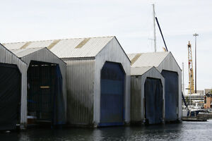 Boat house / boat shed (60ft)