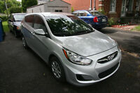 2013 Hyundai Accent GS 5 Portes Bicorps