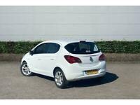 2015 Vauxhall Corsa 1.4 ecoFLEX Excite 5dr [AC] Hatchback Manual Hatchback Petro