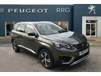 2019 Peugeot 5008 1.2 PureTech Allure (s/s) 5dr Petrol grey Manual