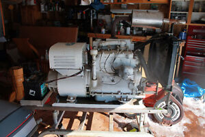 Kohler 6500 watt generator for sale or swap