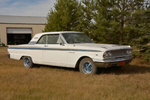 1963 Ford Fairlane Sports Coupe  Canadian model