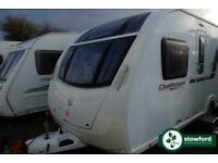 Swift Challenger Sport 564SR 2012 Touring Caravan