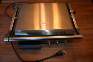 BREVILLE indoor BBQ and Grill