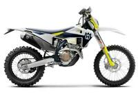 HUSQVARNA FE 250 2021 MODEL ENDURO BIKE NOW AVAILABLE TO ORDER AT CRAIGS MC