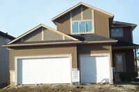 New 3 bedroom house in Strathmore Triple Garage