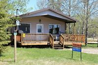 2 Bedroom 3 Season Cabin at KIV/MLB Turtle Lake
