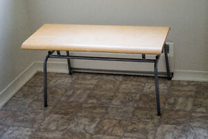 small IKEA deformable desk, 15 only
