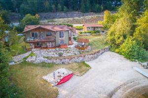 Waterfront property on Kootenay Lake, Nelson, BC!