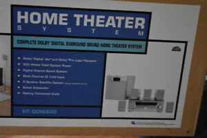 Sony Home Theater HT-DDW830