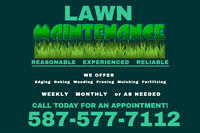 Lawn maintenance *$10 off first service*